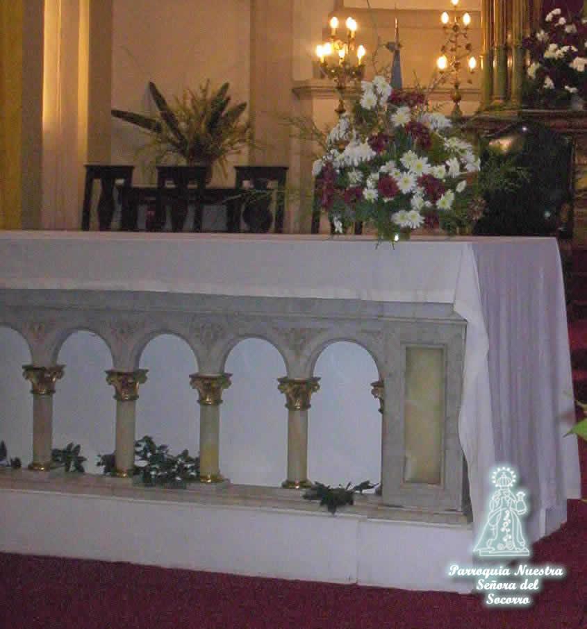 Parroquia Nuestra Señora del Socorro